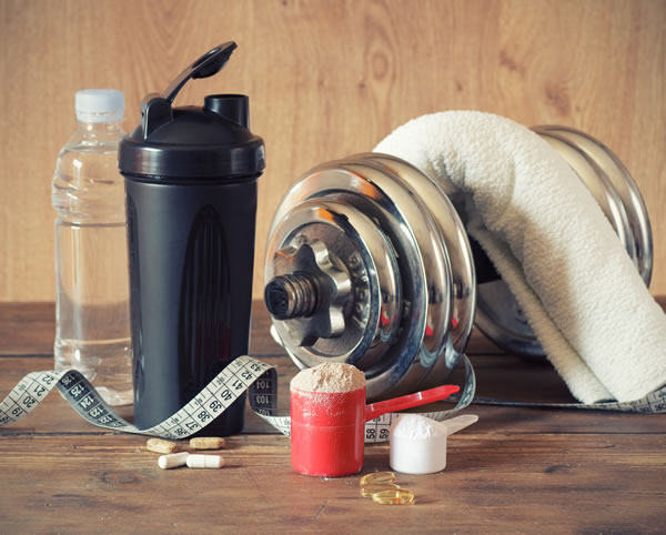 Supplements for lean muscles