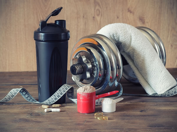 Supplements to help you build muscles faster